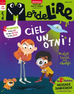 Magazine MordeLIRE : Ciel un otni !