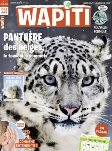 Wapiti : Résister au froid chez les animaux - Janvier 2016