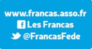 Réseaux sociaux Les francas