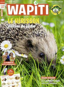 couverture Wapiti mai 2016