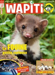 Wapiti - Magazine Mai n°362