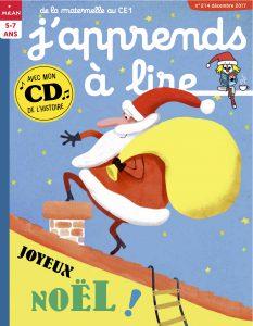 Joyeux Noël avec J'apprends à lire