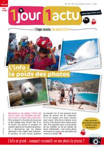 """1jour1actu """" L'info : le poids des photos"""""""