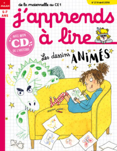 J'apprends à lire les dessins animés