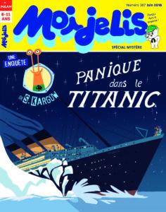 Panique dans le Titanic - Fiche pédaogique Moi je lis