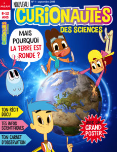 Curionautes sciences magazine
