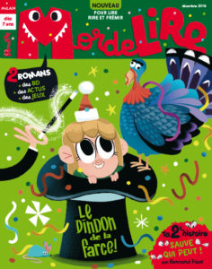 MordeLIRE magazine : le dindon de la farce