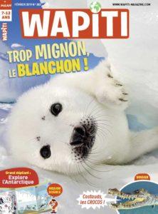 Explore l'Antarctique avec Wapiti magazine