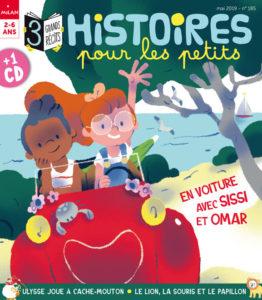 """Atelier pédagogique """"Le lion, la souris et le papillon"""" - Histoires pour les petits"""