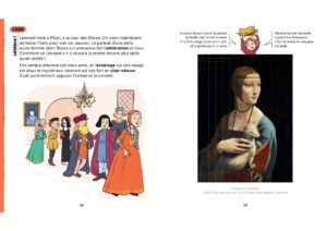 Léonard de Vinci - Mes docs Arts des Éditions Milan