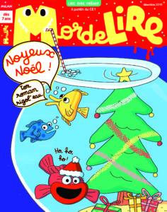 Mordelire couverture Noël