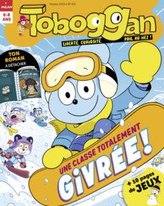 Couverture Toboggan Magazine - Février 2020