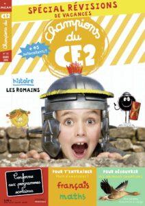 Couverture Champions du CE2 N°45