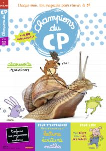 couverture Champions CP N°58