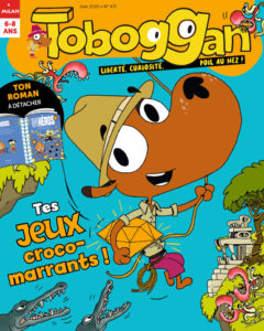 toboggan magazine - juin