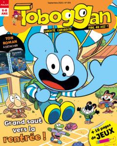 TOBOGGAN Magazine Septembre