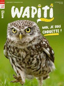 WAPITI - Octobre 2020