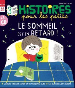 Atelier lecture Histoires pour les petits