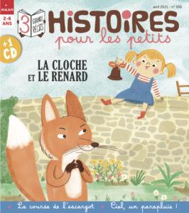 La Course de l'escargot - Histoires pour les petits magazine