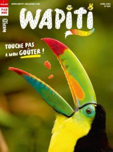 L'iguane marin - Wapiti magazine