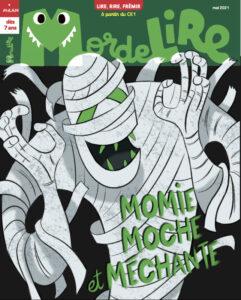 MordeLIRE magazine 399 - mai 2021